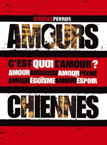 Amours chiennes streaming