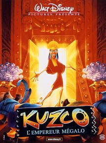 Kuzco, l'empereur mégalo streaming