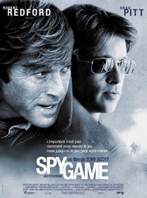 Spy game, jeu d'espions streaming