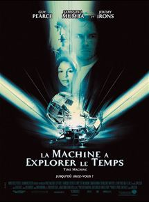 La Machine à explorer le temps – Time machine streaming