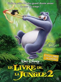 Le Livre de la jungle 2 streaming