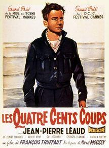 Les quatre cents coups film 1959 allocin - Cinema les 400 coups angers 49000 ...