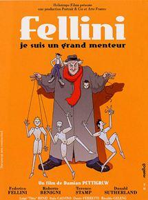 Fellini - je suis un grand menteur