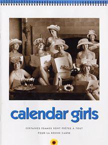 Calendar Girls streaming