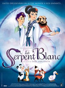 Le Serpent blanc streaming