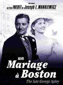 Un mariage à Boston streaming