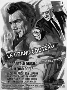 Le Grand couteau streaming