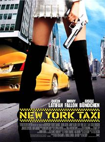 new york taxi film 2004 allocin. Black Bedroom Furniture Sets. Home Design Ideas