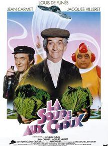 La Soupe aux choux streaming gratuit
