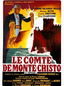 Le Comte de Monte-Cristo streaming