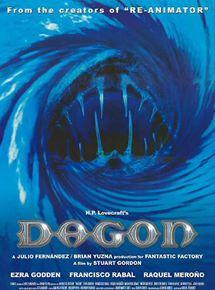 Dagon, la secta del mar streaming
