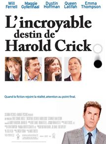 L'Incroyable destin de Harold Crick streaming