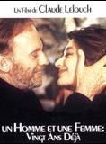 Un Homme et une femme: vingt ans déjà streaming