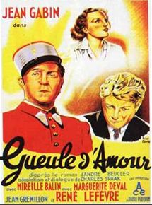 Gueule d'amour streaming