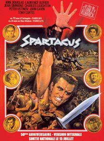 """Résultat de recherche d'images pour """"Spartacus 1960"""""""