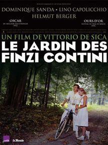 voir Le Jardin des Finzi-Contini streaming