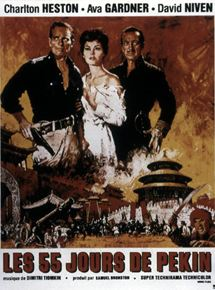 Les Cinquante-Cinq Jours de Pekin streaming