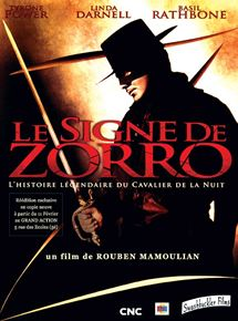 Le Signe de Zorro streaming