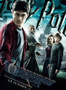 Harry Potter et le Prince de sang mêlé streaming