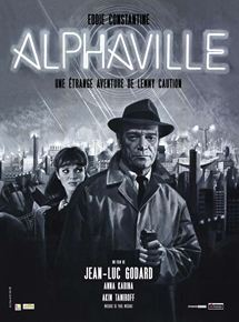 Alphaville, une étrange aventure de Lemmy Caution streaming
