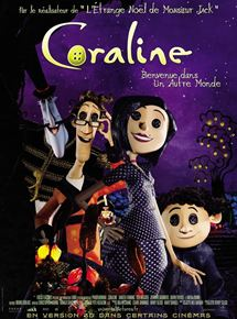 Bande-annonce Coraline