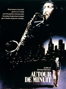 Autour de minuit (1986) en streaming