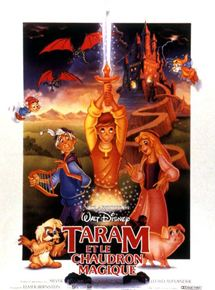 Taram et le chaudron magique streaming