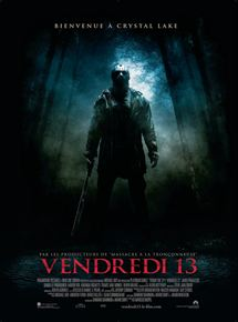 Vendredi 13 streaming