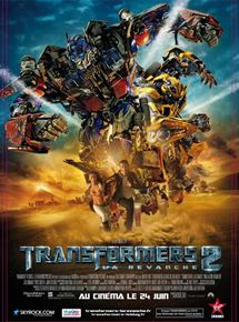 Allociné 2La 2009 Film Transformers Revanche f7yb6g