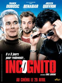 voir Incognito streaming