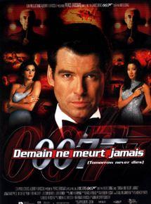 James Bond 18 – Demain ne meurt jamais