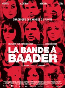 La Bande à Baader streaming