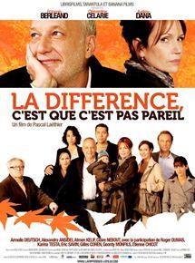 La Différence, c'est que c'est pas pareil streaming