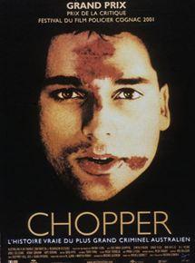 Chopper streaming