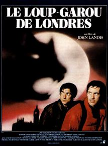 Le Loup-garou de Londres streaming