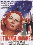 L'Etrange Madame X