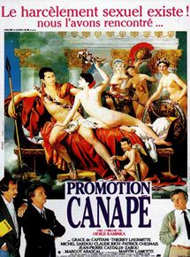 Promotion canapé streaming