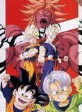 Dragon Ball Z: Rivaux dangereux