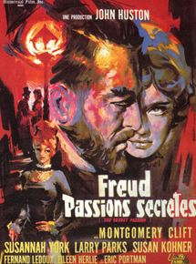 Freud, passions secrètes streaming