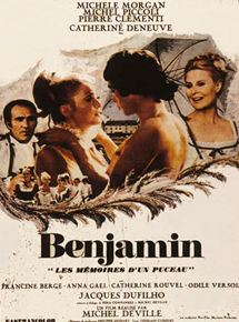 Benjamin ou les mémoires d'un puceau streaming