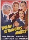 L'étrange Mariage