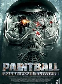 Paintball film fin