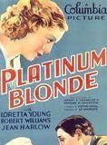 La Blonde platine