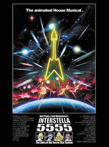 Interstella 5555 streaming