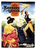 Le Barbare et la geisha streaming
