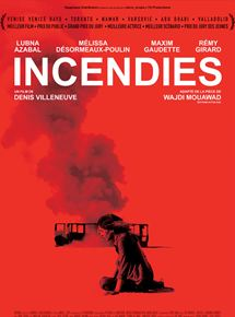 Incendies streaming