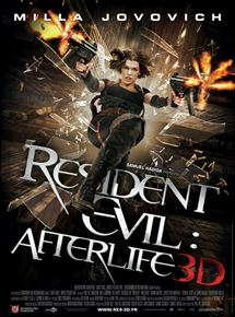 Resident Evil : Afterlife 3D streaming
