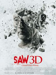 Saw 3D streaming