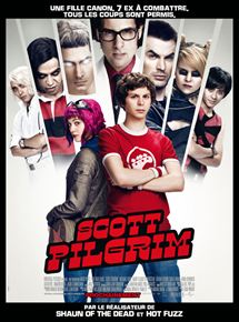 Scott Pilgrim streaming