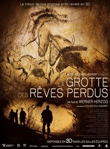 La Grotte des rêves perdus streaming